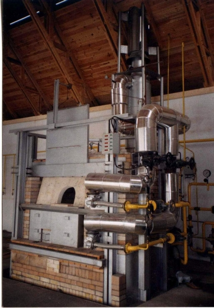 Teplotechna Prima Products Glass Melting Furnaces Of